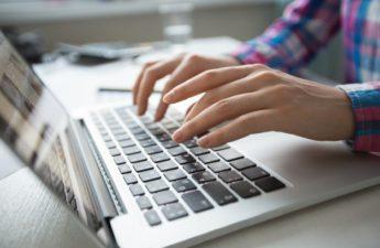 Psaní na klávesnici, copywriting