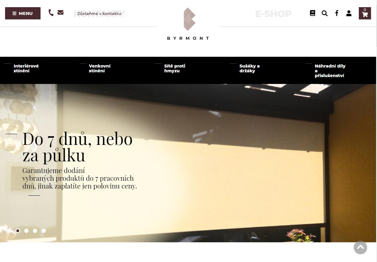 webové stránky byrmont