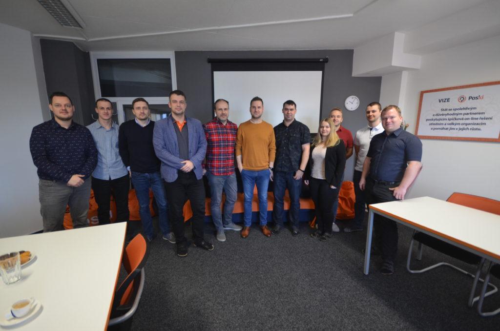 Jednání RE/MAX a Poski.com v Ostravě