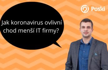Jak koronavirus ovlivní chod menší IT firmy?